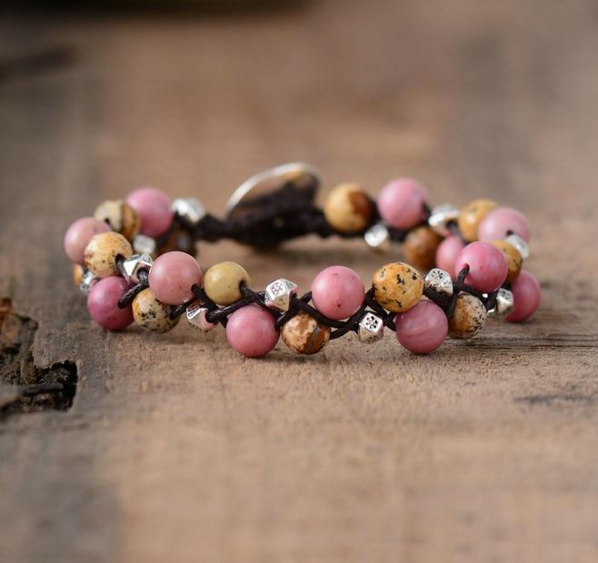 Bracelets Natural Stones...