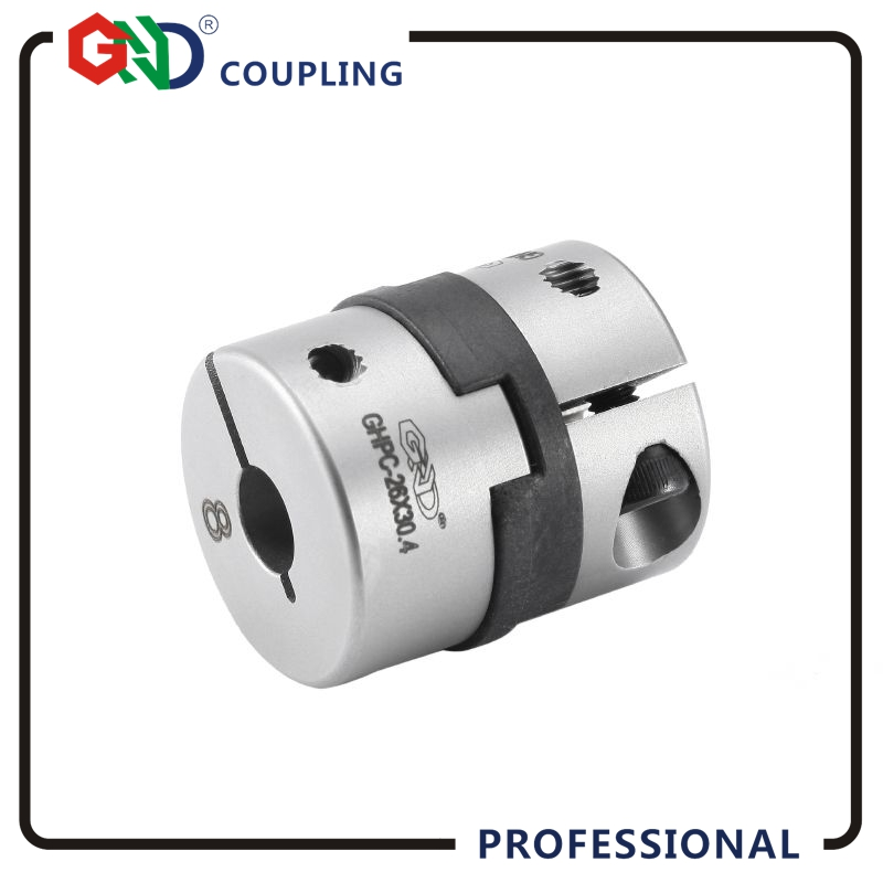 High-standard GND aluminum alloy 4mm 6.35mm flexible couples motor shaft CNC coupling torque oldham camp series not jaw spiderHigh-standard GND aluminum alloy 4mm 6.35mm flexible couples motor shaft CNC coupling torque oldham camp series not jaw spider