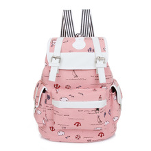 Fashion Backpack Women School Backpacks For Teenagers Girls Big Capacity Shopping Bag Female Laptop Canvas Student Bags