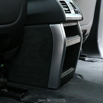 Chrome Styling Không Khí Phía Sau Tình Trạng Trim Đối Với BMW X5 X6 f15 f16 2014-2017 Phụ Kiện Xe Hơi