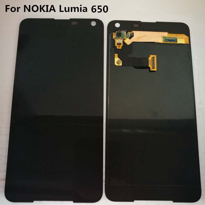 For NOKIA Microsoft Lumia 650 Original 5.0  LCD Display Touch Screen Digitizer with Frame Replacement for Lumia 650 LCD RM-1154For NOKIA Microsoft Lumia 650 Original 5.0  LCD Display Touch Screen Digitizer with Frame Replacement for Lumia 650 LCD RM-1154