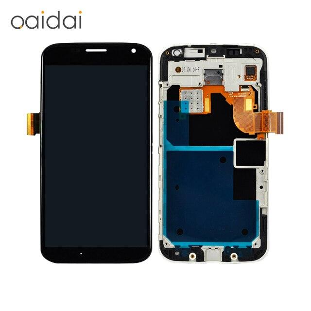 For Motorola Moto X XT1052 XT1053 XT1056 XT1058 XT1060 LCD Display Touch Screen Phone Lcds Digitizer Assembly Replacement Parts