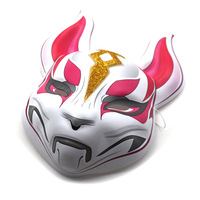 Fort night BATTLE ROYALE Drift Fox Mask Cosplay Costume Toy Figure for Halloween 1