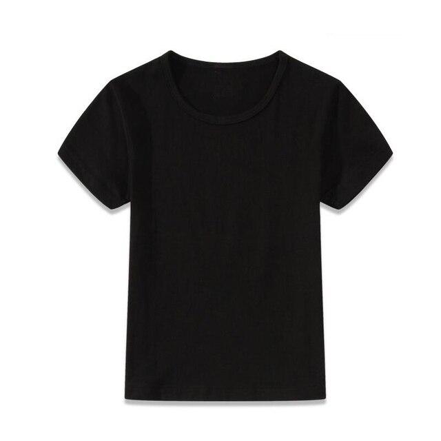Venta a granel camiseta para niño camisetas de manga corta