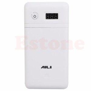 Image 2 - Mobil güç bankası 20V UPS 6 18650 pil dizüstü şarj cihazı Iphone