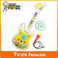 Guitarra instrumentos musicais brinquedos para crianças brinquedos do bebê 2 anos crianças brinquedos das crianças das crianças guitarra brinquedos eletrônicos com microfone