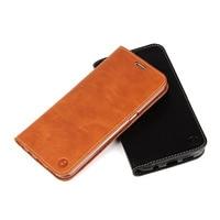 For Coque Samsung Galaxy S7 edge Case G9350 Genuine Real Oil top layer Leather Cover S7 EDGE Funda Capa Cases Etui Accessory