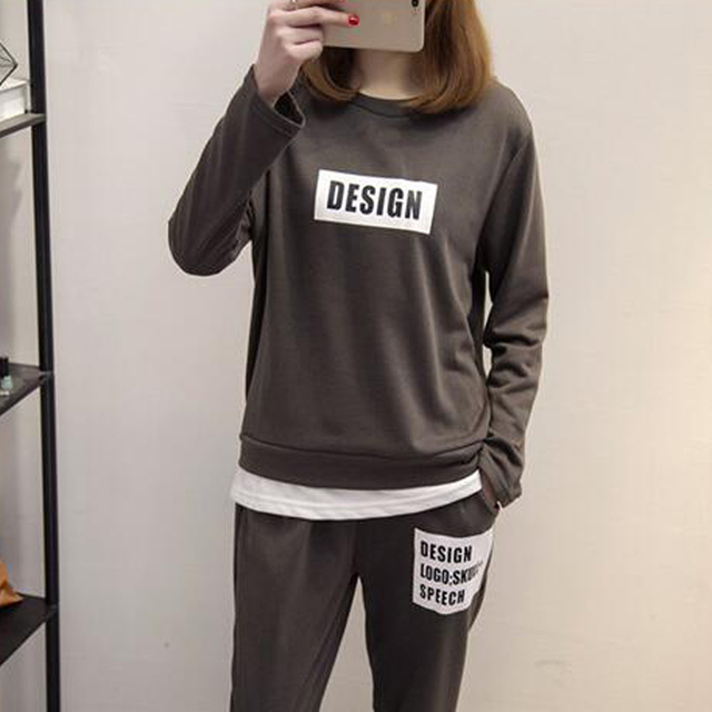 Winter Ladies Tracksuits 2 Piece Set Track Suit Women Hoodie With Pants Sporting Suits female Sportswear Matching Outfits 5XL