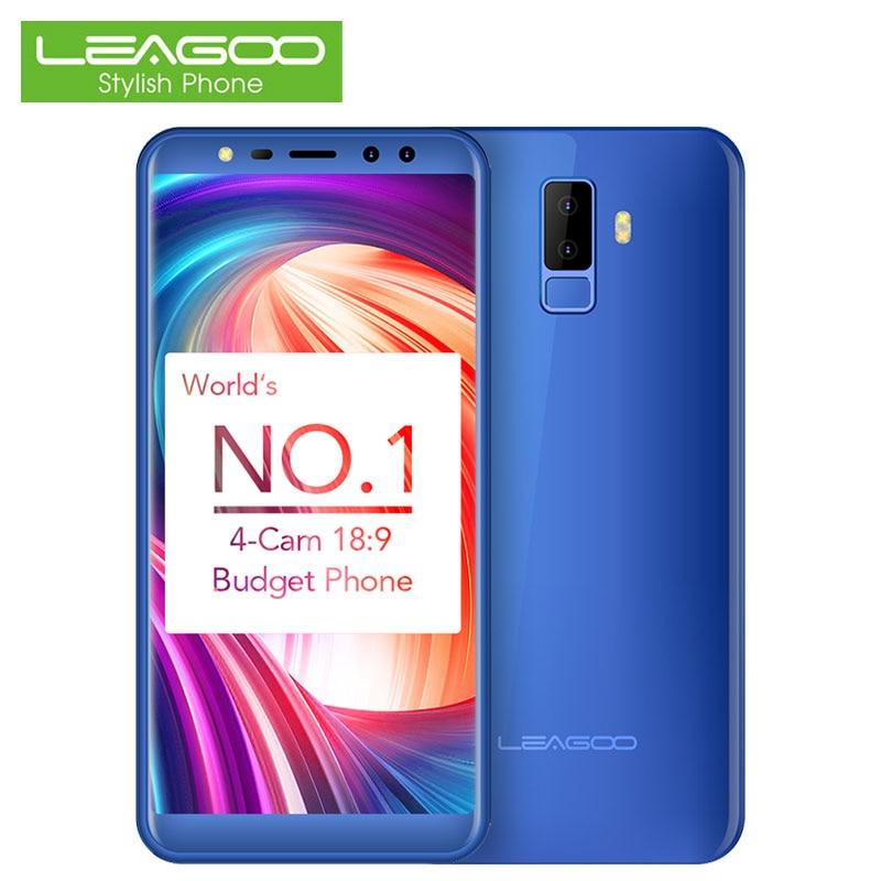 Origional Leagoo M9 3G Unlock 18 9 Full Screen Smartphone 5 5 Inch Android 7 0