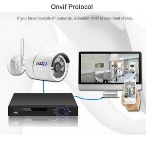 Image 2 - Kamera BESDER CamHi IP bezprzewodowa 1080P z gniazdo karty Micro SD ONVIF kamera do monitoringu domu Wi fi Chrome IE interfejs strony internetowej