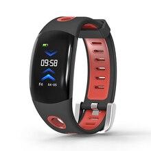 DM11 Smartband IP68 Professional Waterproof Sport Bracelet Bluetooth 4.0 Heart Rate Monitor Watch Activity Tracker Color Screen
