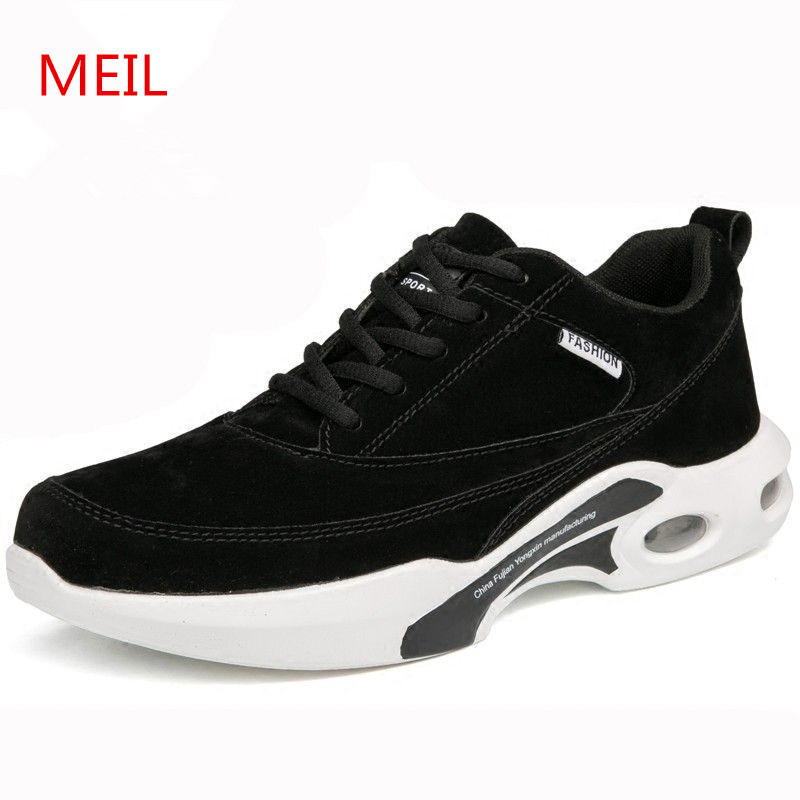 MEIL Hot selling fashion Casual Shoes Men comfortable sneakers shoes Lace-Up Spring/ Autumn chaussure homme leather shoes men alex hoo free shiping hot selling 2016 new breathable comfortable lace up rubber sloe men s casual leather shoes csh00200