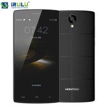 "IRULU Original HOMTOM HT7 5.5 ""HD 720 P IPS Smartphone Android 5.1 MTK6580A 1G + 8G ROM 8MP 3000 mAh Teléfono Móvil Wifi GPS WCDMA"