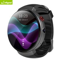 Leegoal LEM7 Smart Watches Android 7.0 Watch Phone LTE 4G Smart Watch Phone Heart Rate 1GB + 16GB with Camera Translation tool