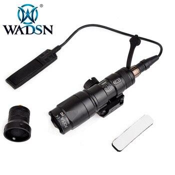 WADSN Airsoft Surfire M300 M300B Mini Scout Light Rifle Flashlight 280 Lumen LED Lanterna Pistola Weapon Lights Tactical Torches