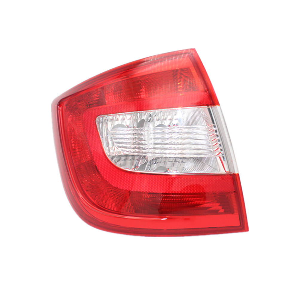 Image 3 - For Skoda Rapid  2013 2014 2015 2016 2017 2018 Car styling Tail Lamp Rear Light Without Wire Board and Bulbs-in Car Light Assembly from Automobiles & Motorcycles