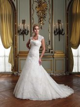 $10 off per $100 order 18-27 Free Shipping Strapless Lace Appliques Wedding Dress Designer
