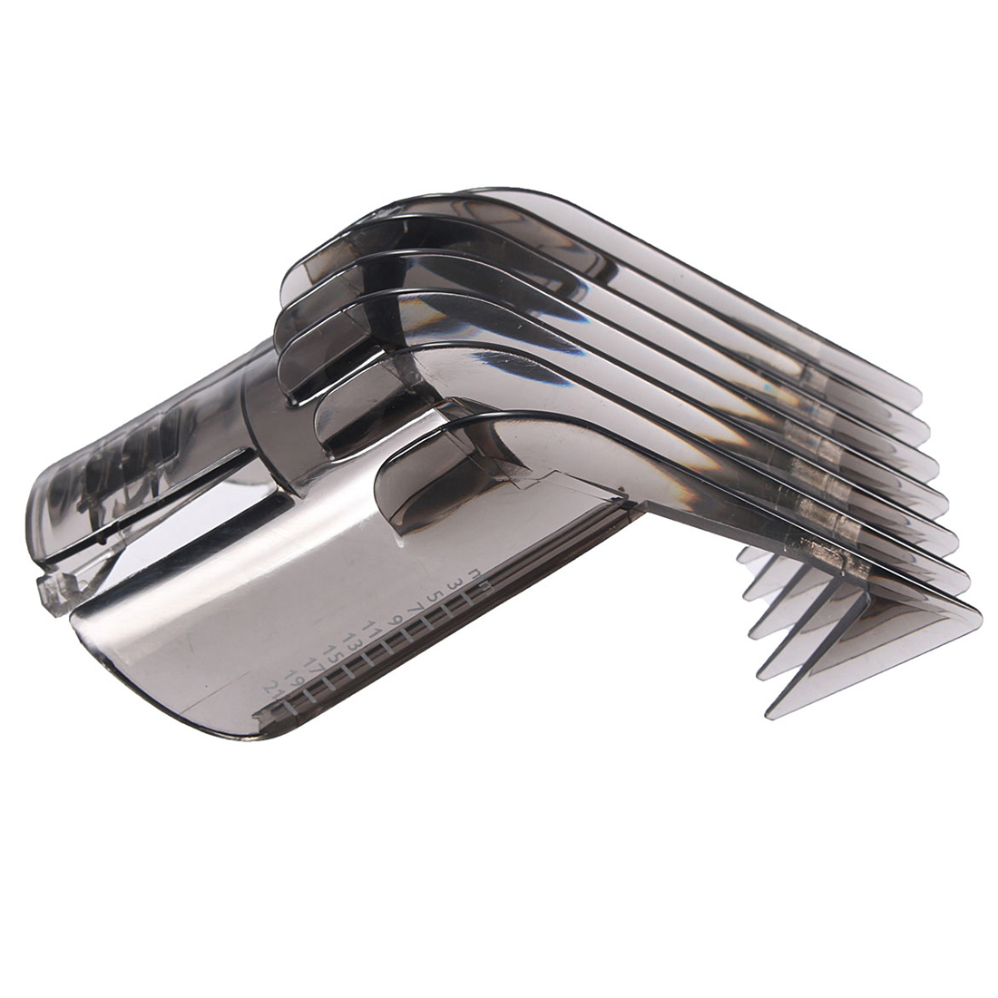 Hair Clipper Guide Comb Beard Trimmer Comb 3-21mm Razor Attachment Tools For Philips QC5130 / 05/15/20/25/35 Adjustable