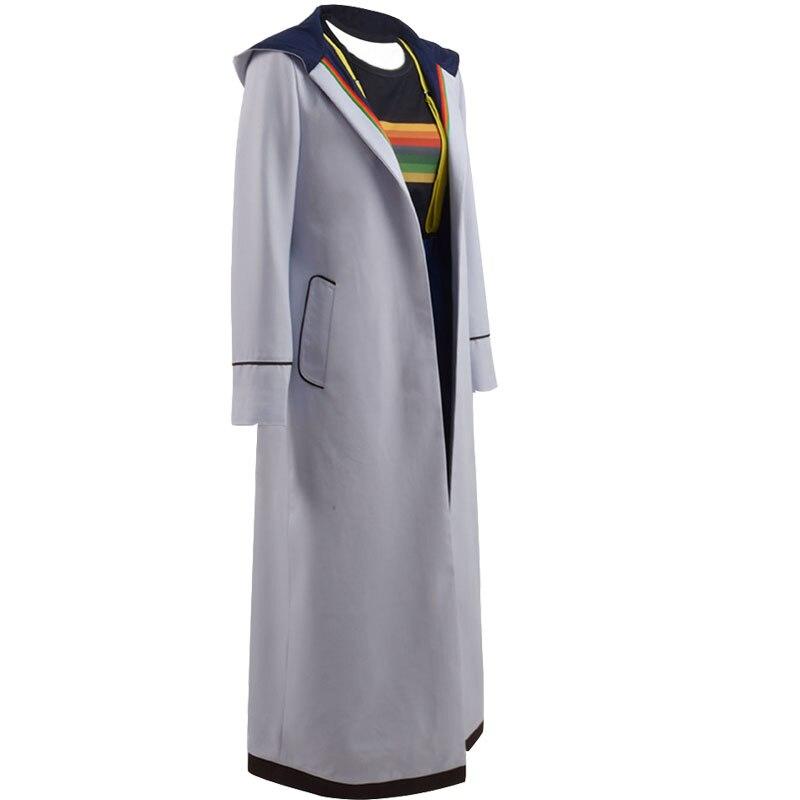 Doktor Kim 13 Cosplay Costume Jodie Whittaker Palto məşhur geyim - Karnaval kostyumlar - Fotoqrafiya 4