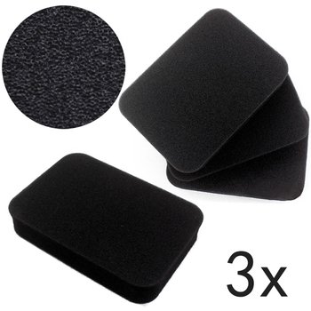 3Pcs/set Foam Air Filter Replacement For HONDA GX240 GX270 GX340 17211-899-000 Accessories image
