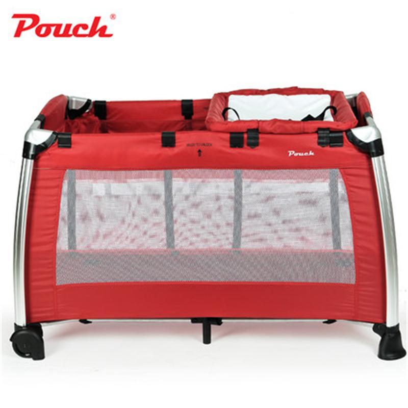 Pochette Adorbaby H13 lit bébé jouer cour bébé voyage dormeur bébé Portable lit respirant pliant bébé berceau extérieur pour voyage