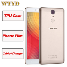 Оригинал DOOGEE Y6 Max 6.5 дюймов 3 ГБ Оперативная память 32 ГБ Встроенная память WCDMA LTE телефоны Android 6.0 MTK6750 qcta core 1920×1080 13.0MP оты сотовые телефоны