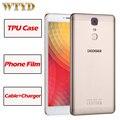 Original doogee y6 max 6.5 pulgadas 3 gb ram 32 gb rom wcdma LTE Teléfonos Android 6.0 OTA MTK6750 Qcta Core 1920x1080 13.0MP Celular teléfonos