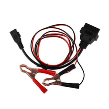 PP2000 Clip Line Power Clamp OBD2 Cable for PP2000 Diagnostic Scanner OBD Connector Accessories 1 Piece
