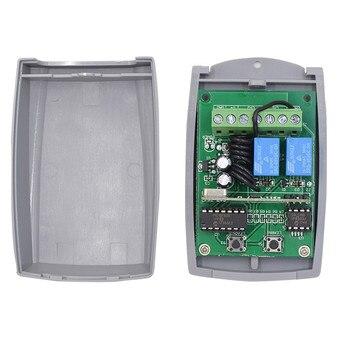 цена на V2 gate garage receiver V2 TXC2, TXC4 ,PHOX 2, PHOX 4 Rolling code Command garage 433mhz key fob V2 gate control