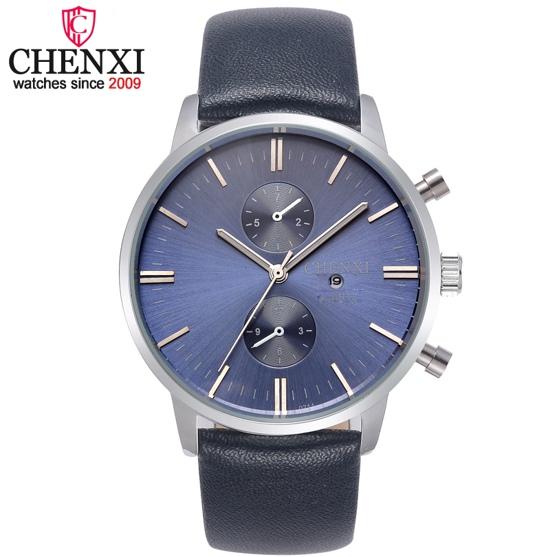 CHENXI Watches Men Luxury Top Brand New Fashion Men s Big Dial Designer Quartz Watch Male