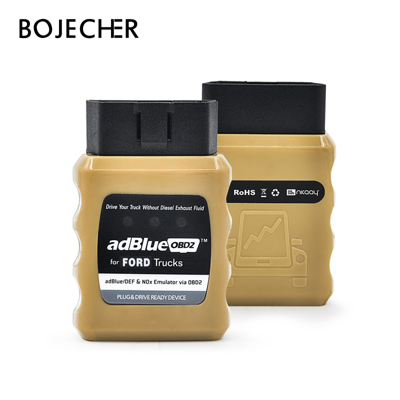 Car Repair Tools Adblue Emulator Adblueobd2 For Ford/volvo/daf/iveco 8 Trucks Scanner Diesel Heavy Duty Truck Scan Tool Obd2 Plug And Drive Back To Search Resultsautomobiles & Motorcycles