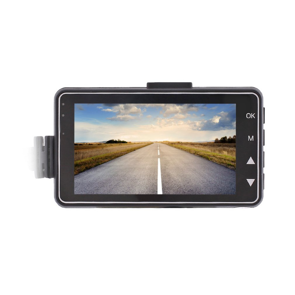 Blackview DV169 Full HD 1080P Vehicle Traveling Data Recorder Dual Lens Driving Camcorder 140 Degree Wide Angle