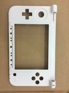 Image 2 - 5pcs רבים צבע Cas מעטפת Remplacement דה יוצקים 3DS XL 3DS LL 3 dsxl 3 3dsll קונסולת Logement avec boutons ערכת