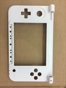 Image 2 - 5pcs Veel kleur Cas Shell de Remplacement giet 3DS XL 3DS LL 3 dsxl 3 3dsll console Logement avec boutons kit