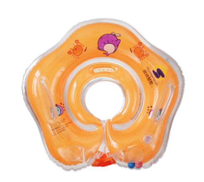 Cerchio per bambini Swim Boo anello neonato galleggiante gonfiabile anello di nuotata del bambino anello per il nuoto-3985