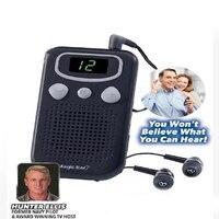 Портативный звук ушной усилитель цифровой слуховой аппарат для пожилых Портативный прочный наушник Тип Регулируемый тон Hear Clear Devic