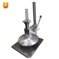 UDYB 360 Commercial manual big diameter pizza dough press machine/pizza dough forming machine