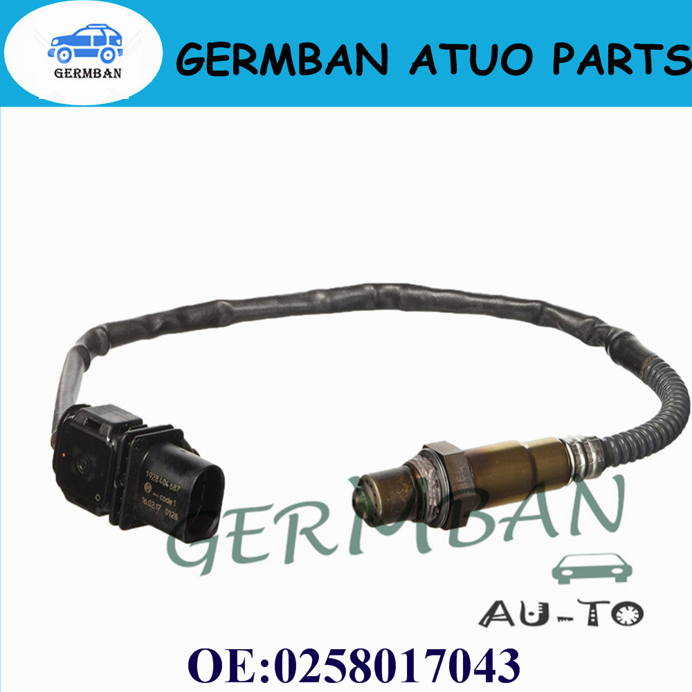 New Manufacture LAMBDA OXYGEN SENSOR O2 sensor for  VOLVO S60 V70 XC70 XC90 2.4L Part No# 0258017043New Manufacture LAMBDA OXYGEN SENSOR O2 sensor for  VOLVO S60 V70 XC70 XC90 2.4L Part No# 0258017043