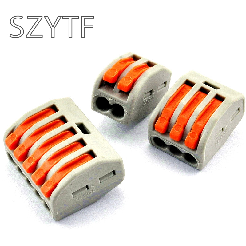 PCT-215 PCT-213 PCT-212 Terminal Block For Fast 3/5pcs/lot