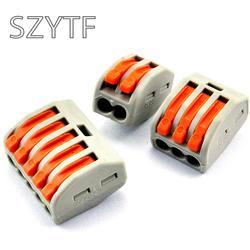 PCT-215 PCT-213 PCT-212 клеммный блок для быстрого 5 шт./лот