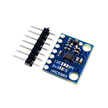 1 STKS HMC5983 Vervang HMC5883L Hoge precisie hooggevoelige Temperatuurcompensatie Triaxial Kompas IIC SPI Module
