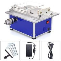 Table Saw High Precision 12 24V 8000RPM Model Saws Woodworking Power Tools Saw Cutting Polishing Carving