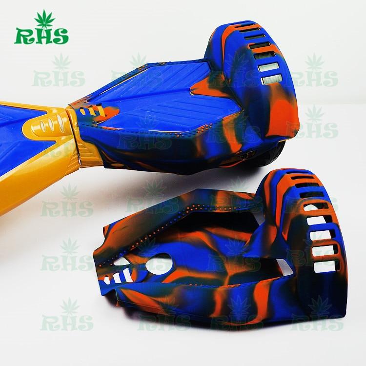8 hüvelykes hoverboard bluetooth elektromos robogó két kerekek robogó önkiegyenlítő védő szilikon tok hüvely tartós használat