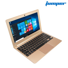 Jumper Air 11.6 Inch Windows 10 Laptop Aluminum case IPS 1920x1080 Intel Cherry trail Z8350 4GB 128GB Computer Type C Ultrabook