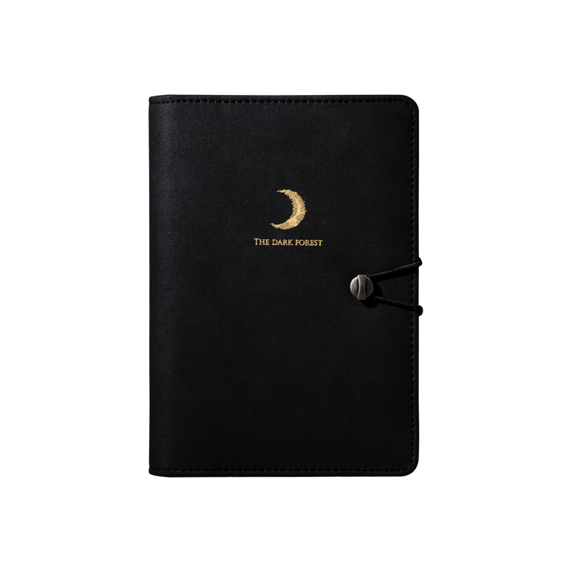 CAGIE 2018 Diary Planner a6 Filofax Organizer Black Cover Spiral Notebooks and Journals Vintage Binder Monthly Planner Agenda a6 uk style multi function zip fauxleather spiral filofax notebook portable agenda planner organizer lock code