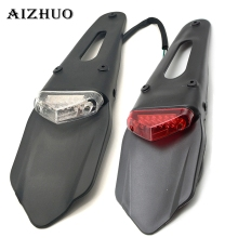 Motorcycle TailLight Rear Fender Brake Stop LED Tail Light For KAWASAKI KX KLX 65 85 80 125 205 250F 450F 450R 250