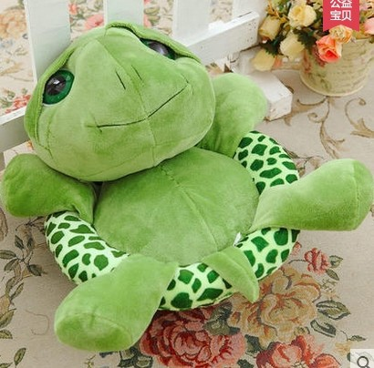 Free Shipping The Turtle Plush Toy Doll Lovely Tortoise Pattern Doll