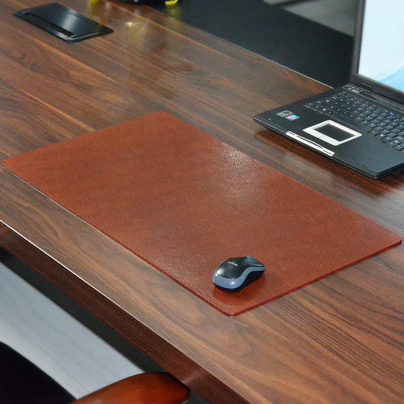 700X380X30MM Waterproof Genuine Leather Cowhide Large Mouse Pad Work Writing Office Desk Table Moistureproof Keyboard Mat