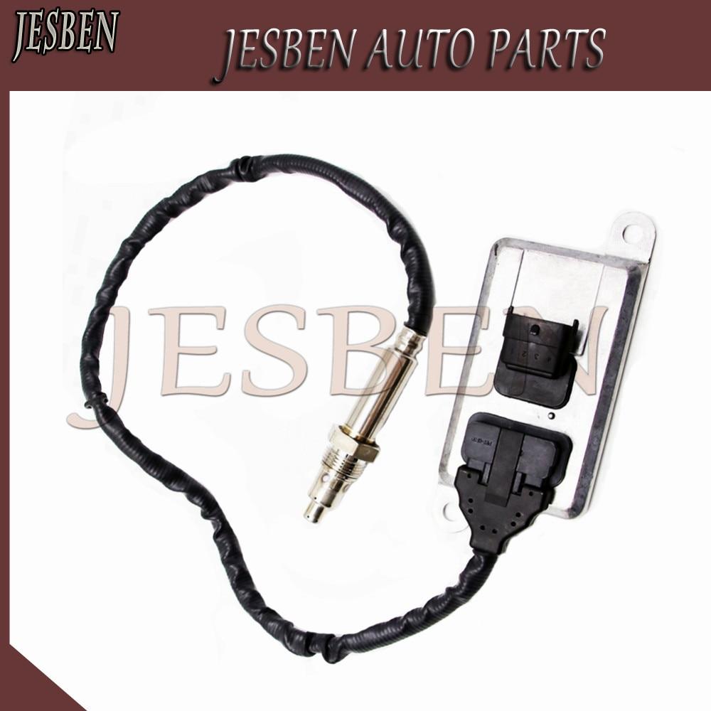 JESBEN Brand New 22219283 Lambda O2 Oxygen Sensor Nitrogen Oxide Nox Sensor Fit for Truck VOLVO