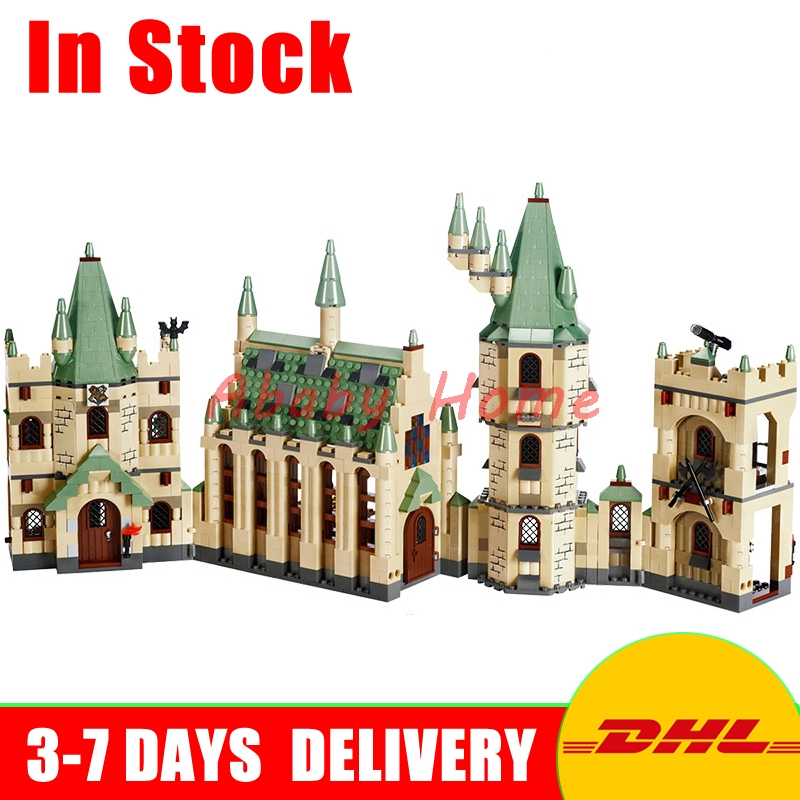 Lepin Movie Castle Educational Model Toys Clone